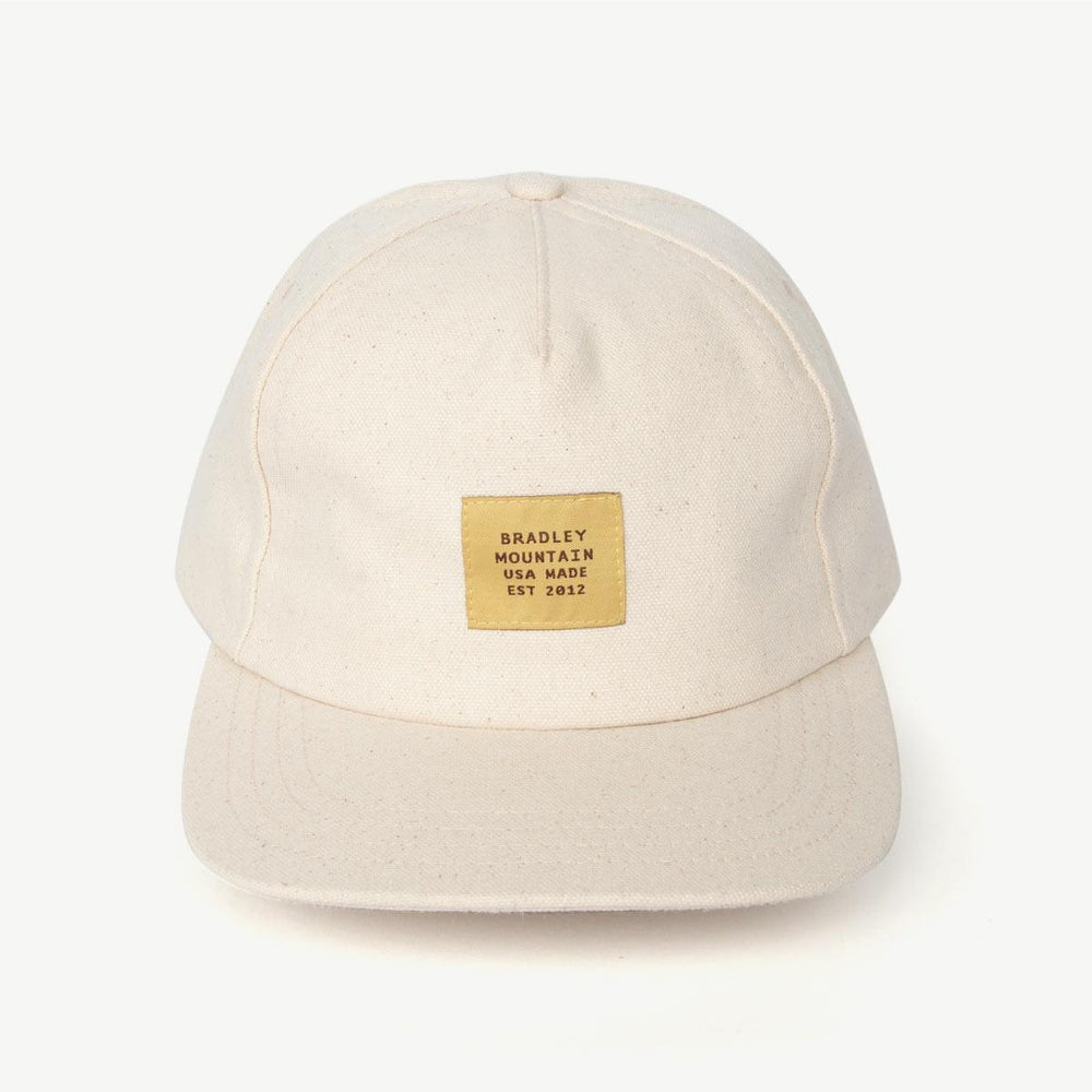 Heritage Camper Hat - Natural
