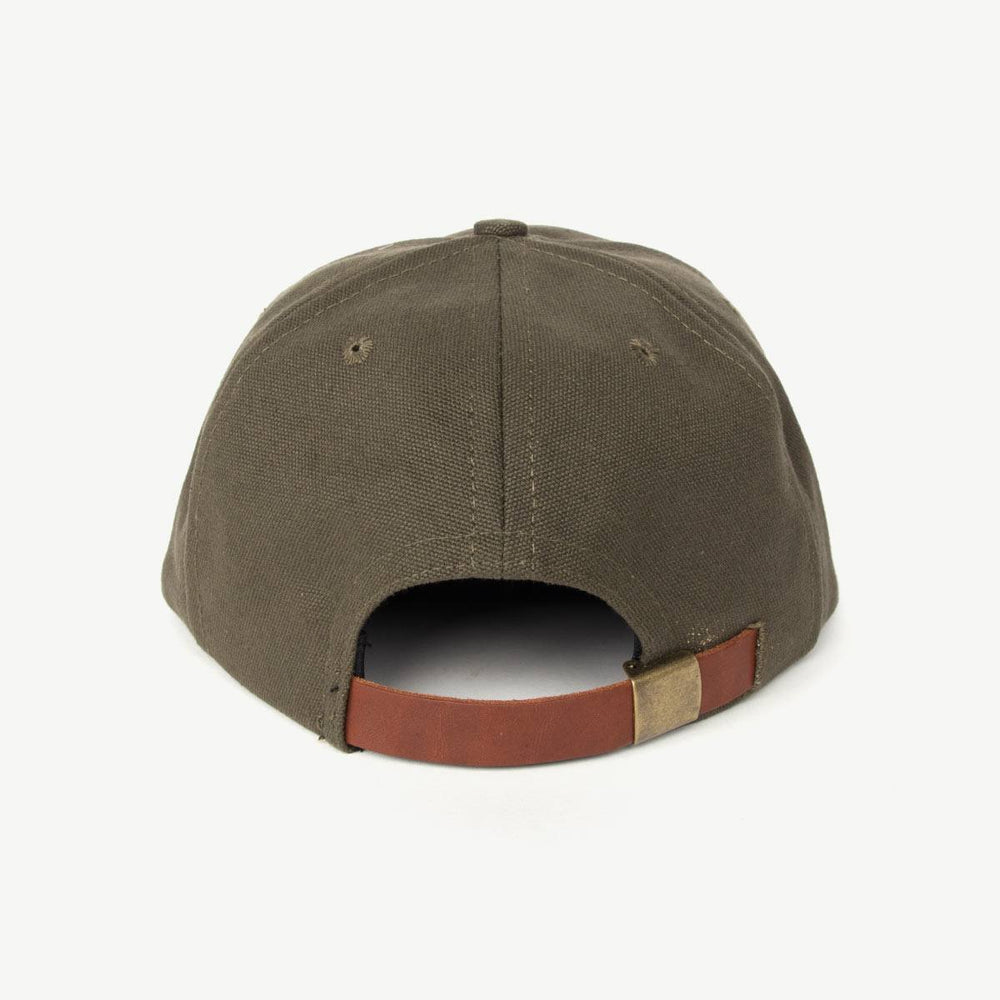 Heritage Camper Hat - Drab - Wholesale