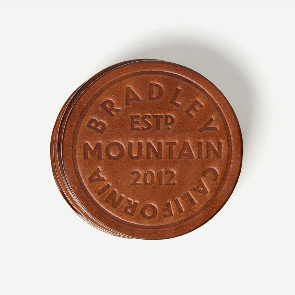 Round Heritage Coaster Set Bradley Mountain