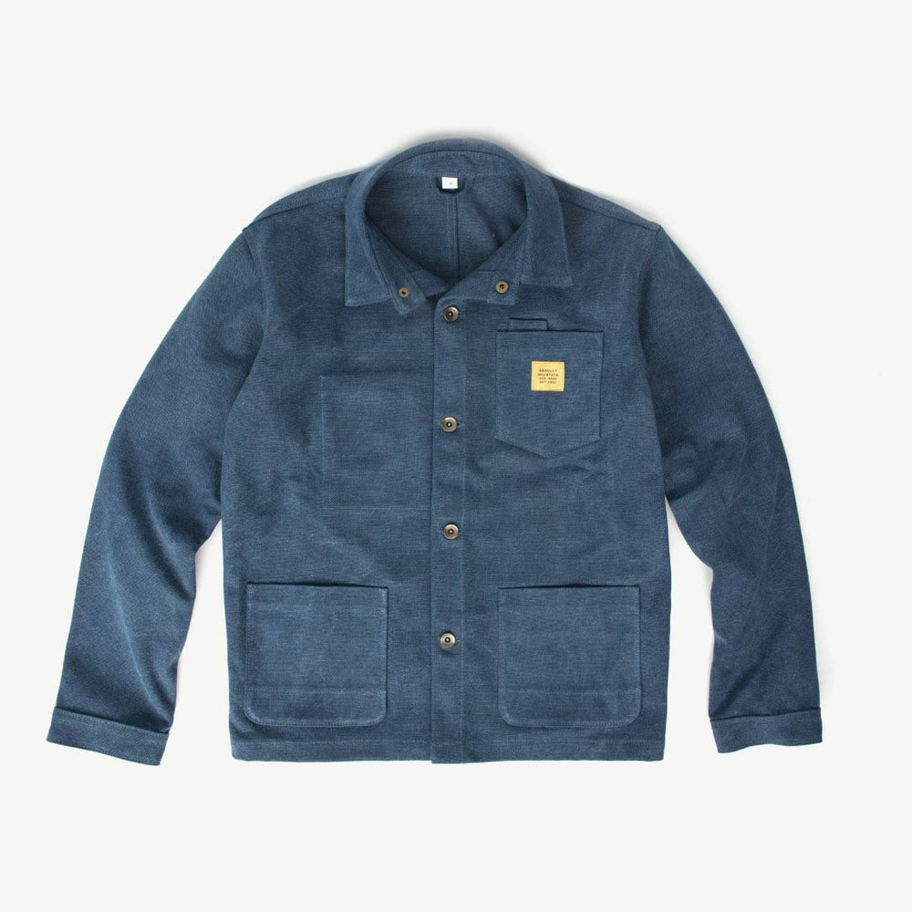 Load image into Gallery viewer, Edison Chore Coat - Indigo Bradley Mountain
