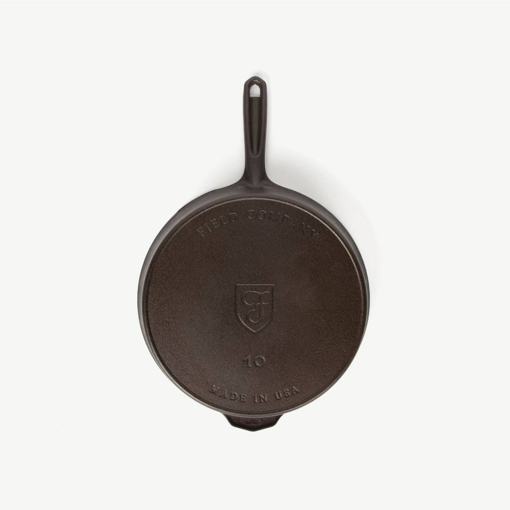The Field Cast Iron No. 10