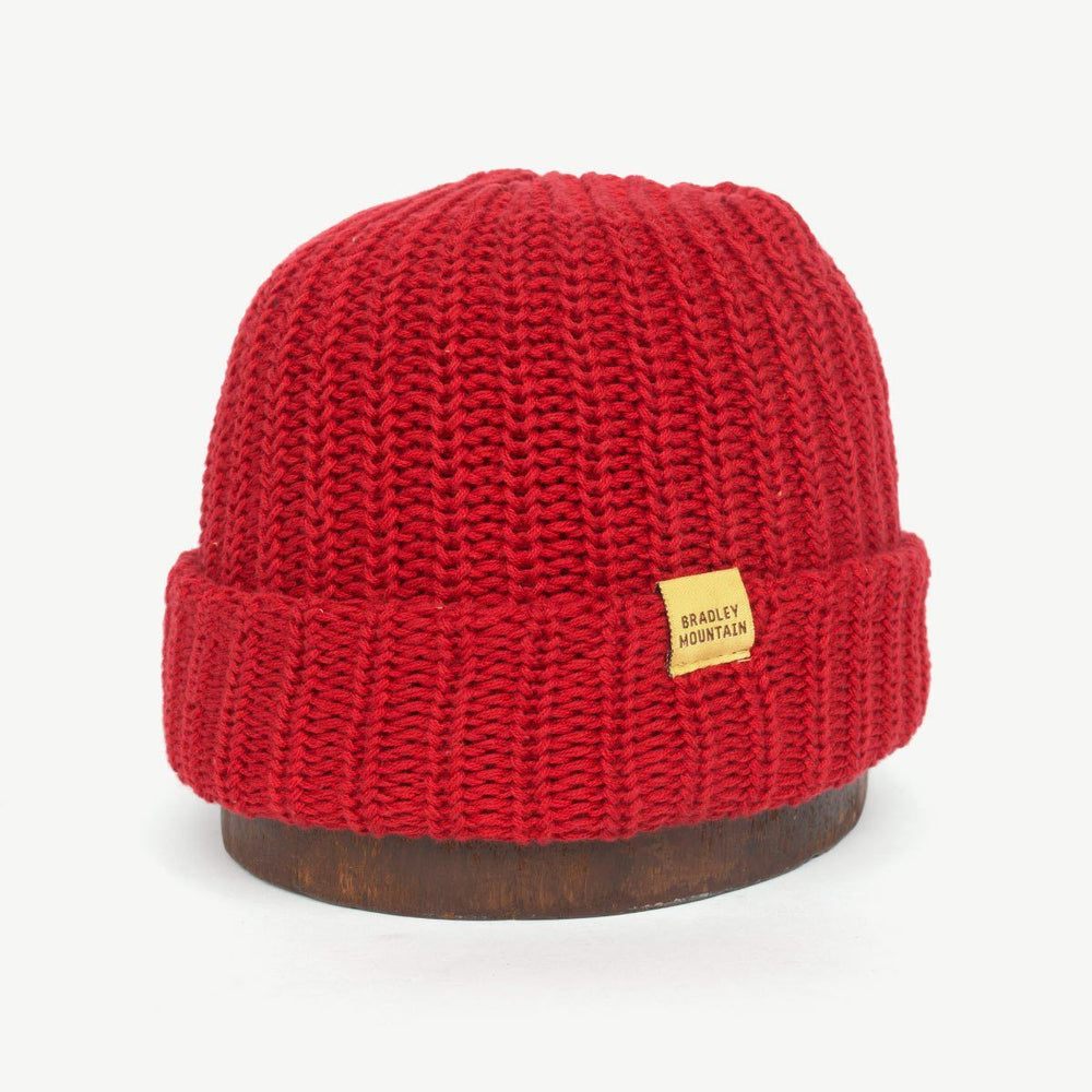 Watch Cap - Red