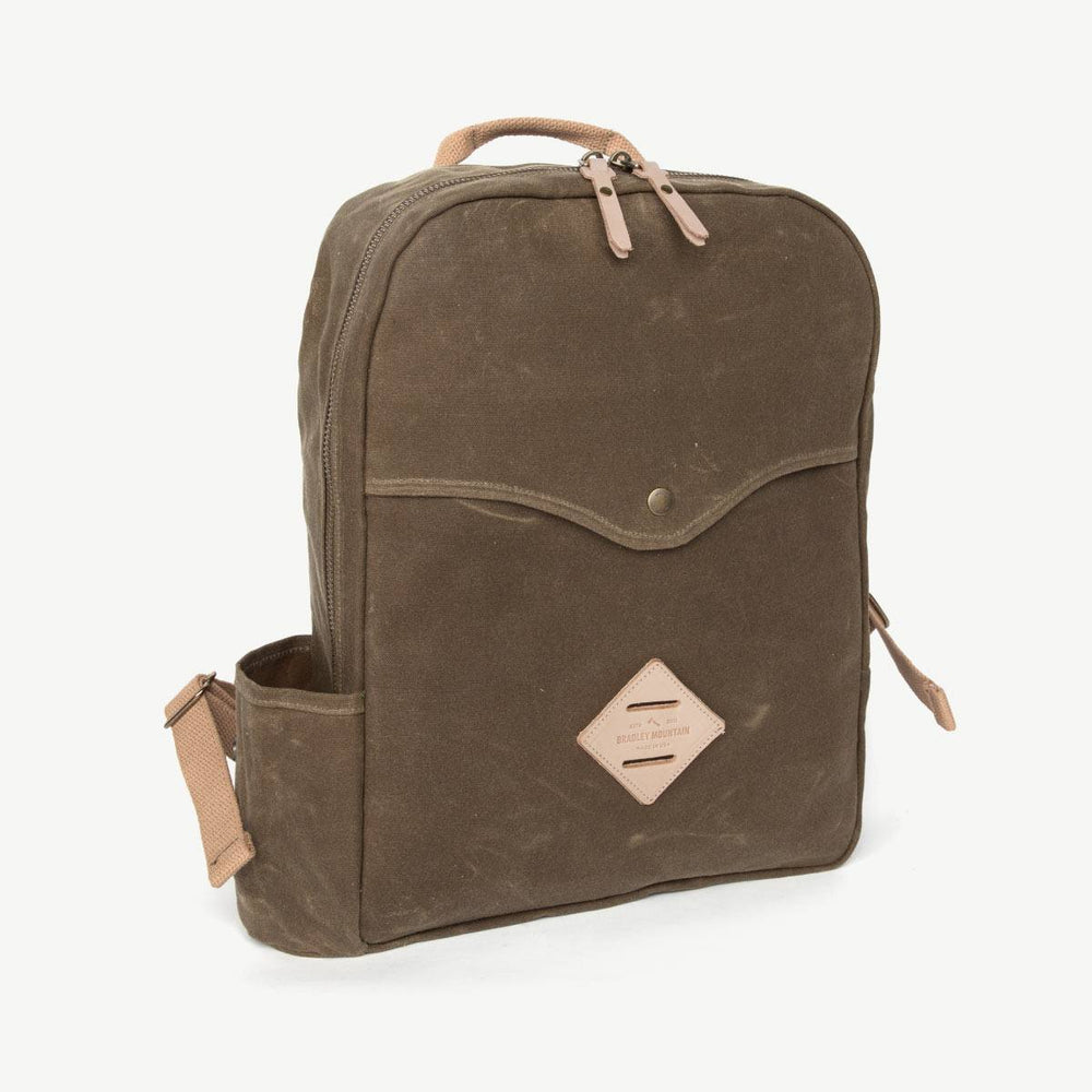 Highland Pack - Field Tan/Natural (Limited) Bag Bradley Mountain