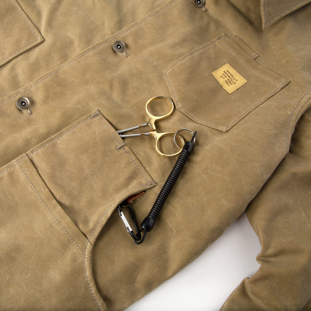 Cabin Jacket - Field Tan