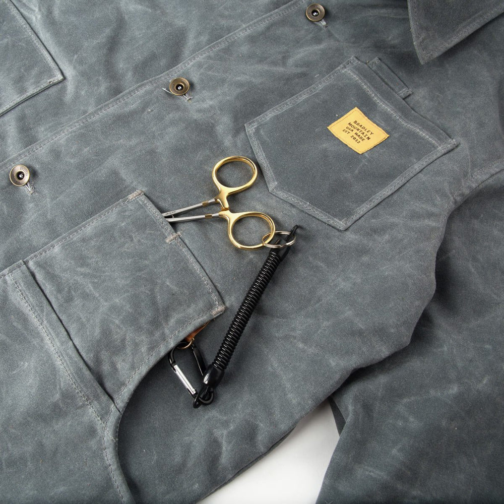 Cabin Jacket - Charcoal