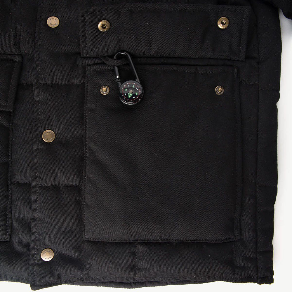 The Navigator Jacket - Black