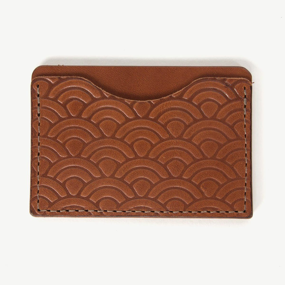 Seigaiha Card Wallet