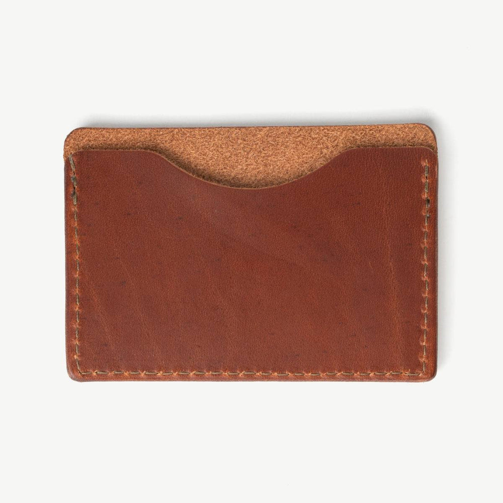 Card Wallet - Oiled