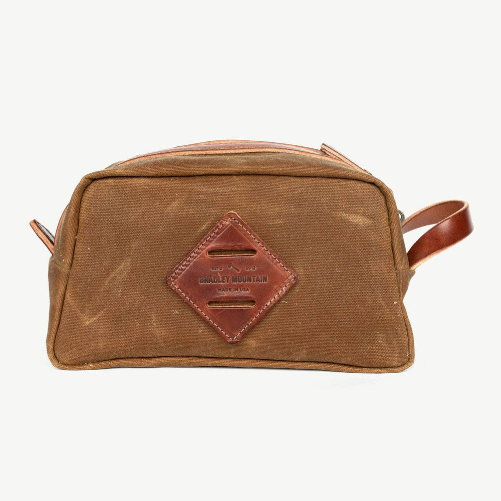Dopp Kit - Brush Brown Accessories Bradley Mountain