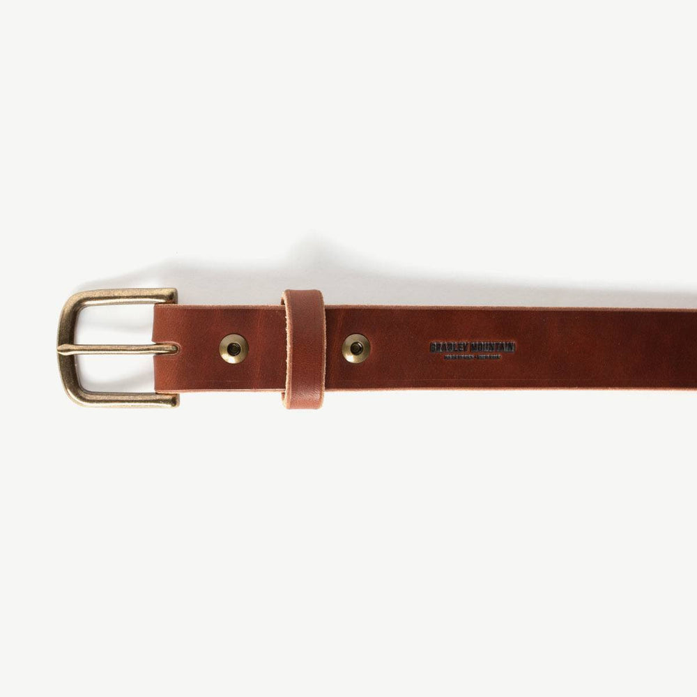 Ventura Belt - Brown Bradley Mountain