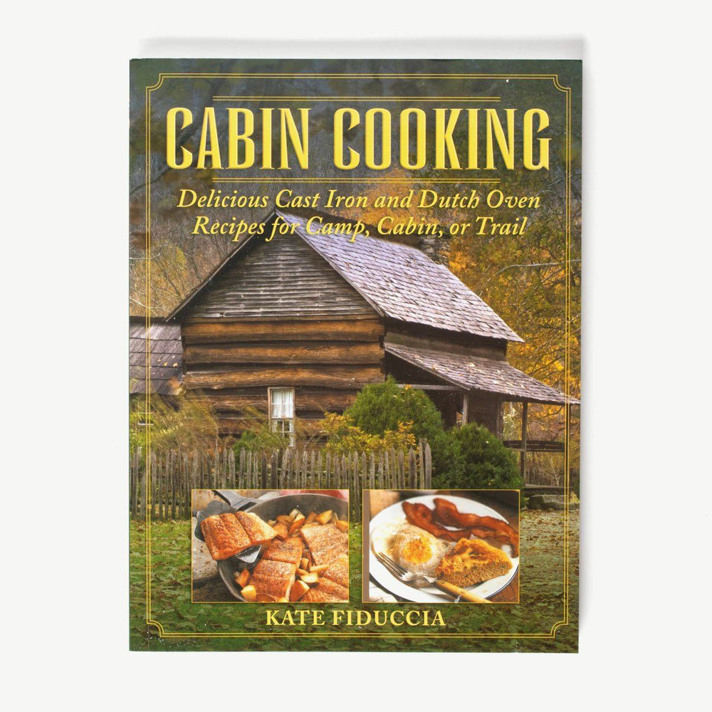 Cabin Cooking Book