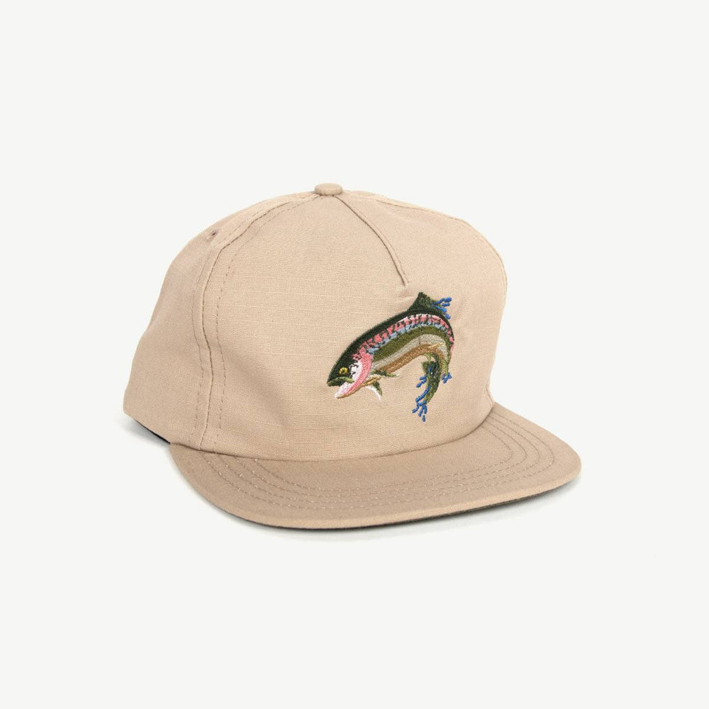 Trout Strapback Hat