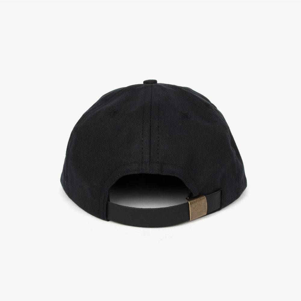 Live Adventurously 5-Panel Hat - Black