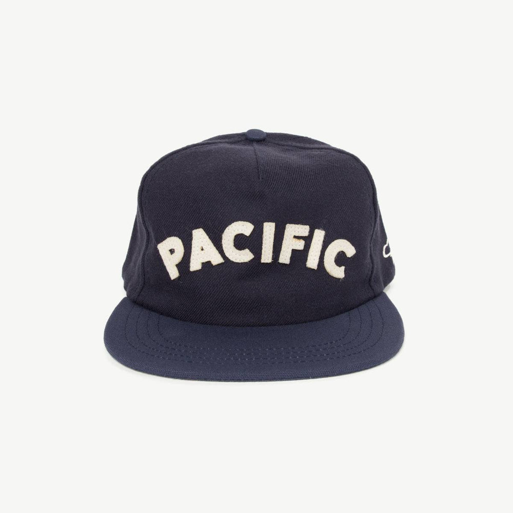Pacific Wool Strapback Hat