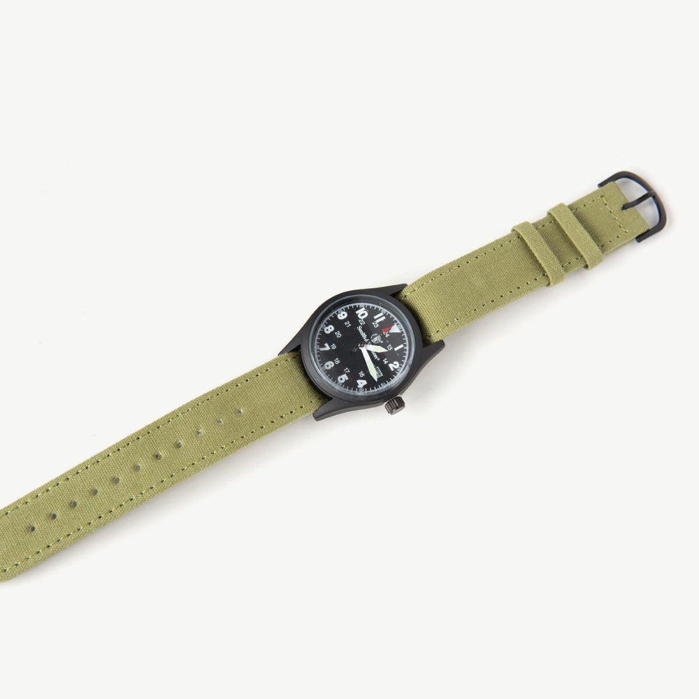 Military Watch - Black