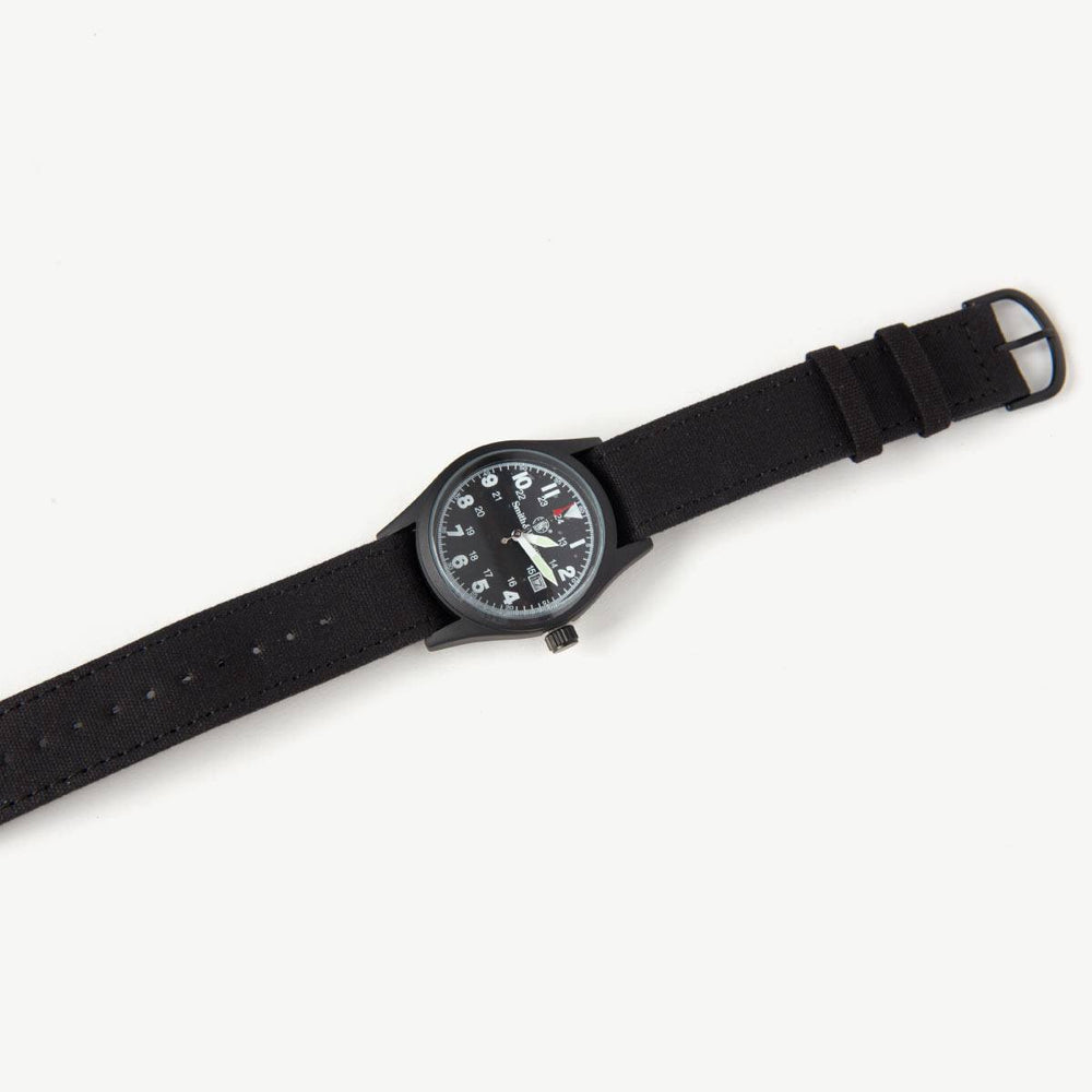 Military Watch - Black Accessories Bradley Mountain