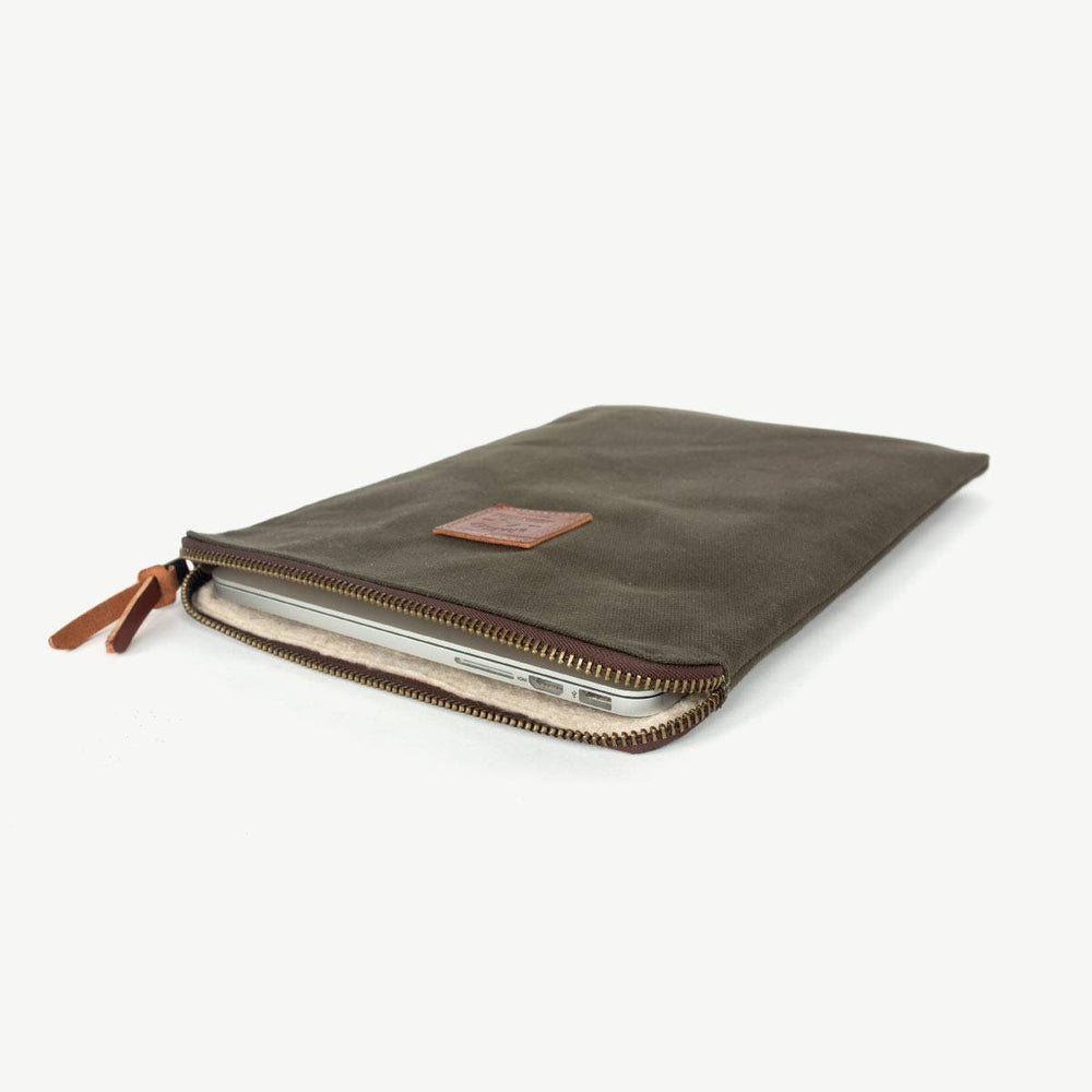 Laptop Sleeve - Drab