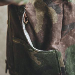 Cabin Jacket - Camo Bradley Mountain