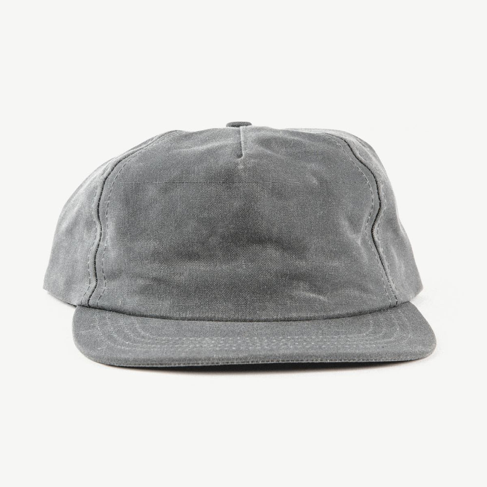 Basic Camper Hat - Charcoal Bradley Mountain