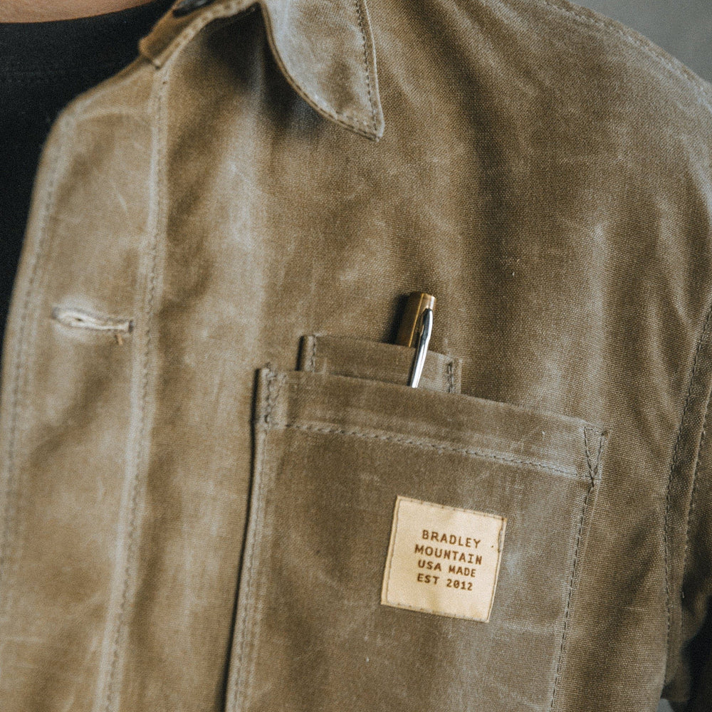 Cabin Jacket - Field Tan Bradley Mountain