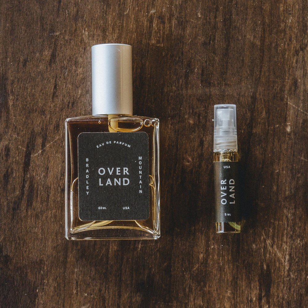 Over Land - Eau De Parfum