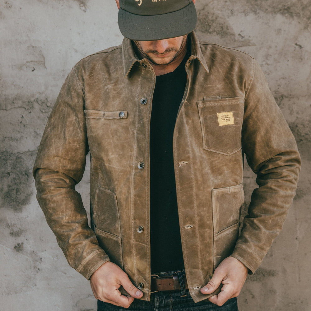 4-Season Cabin Jacket -  Field Tan