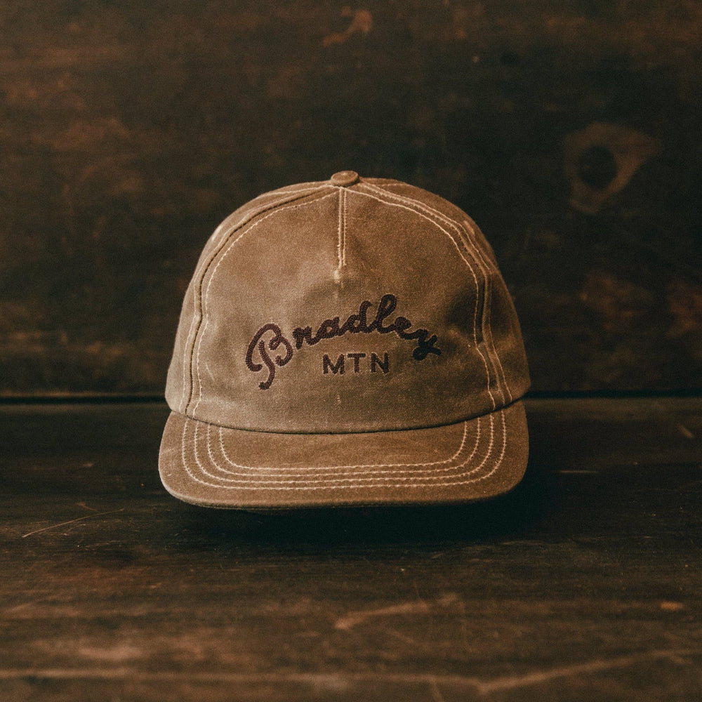 Chainstitch Camper Hat - Field Tan Bradley Mountain