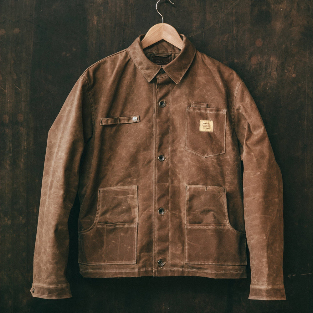 4-Season Cabin Jacket -  Brush Brown