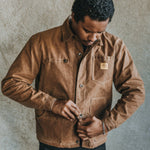 Cabin Jacket -  Brush Brown