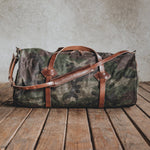 The Rambler - Waxed Camo