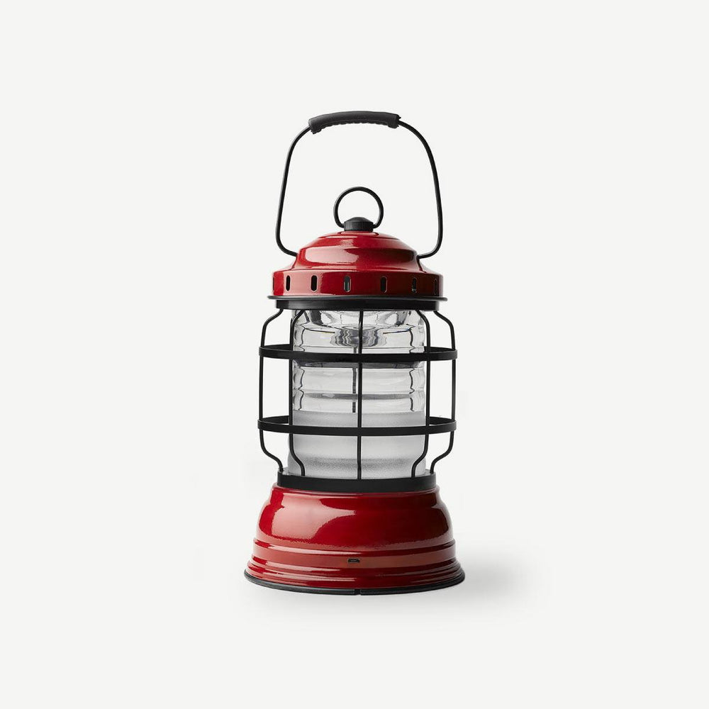 Rechargeable Lantern - Red