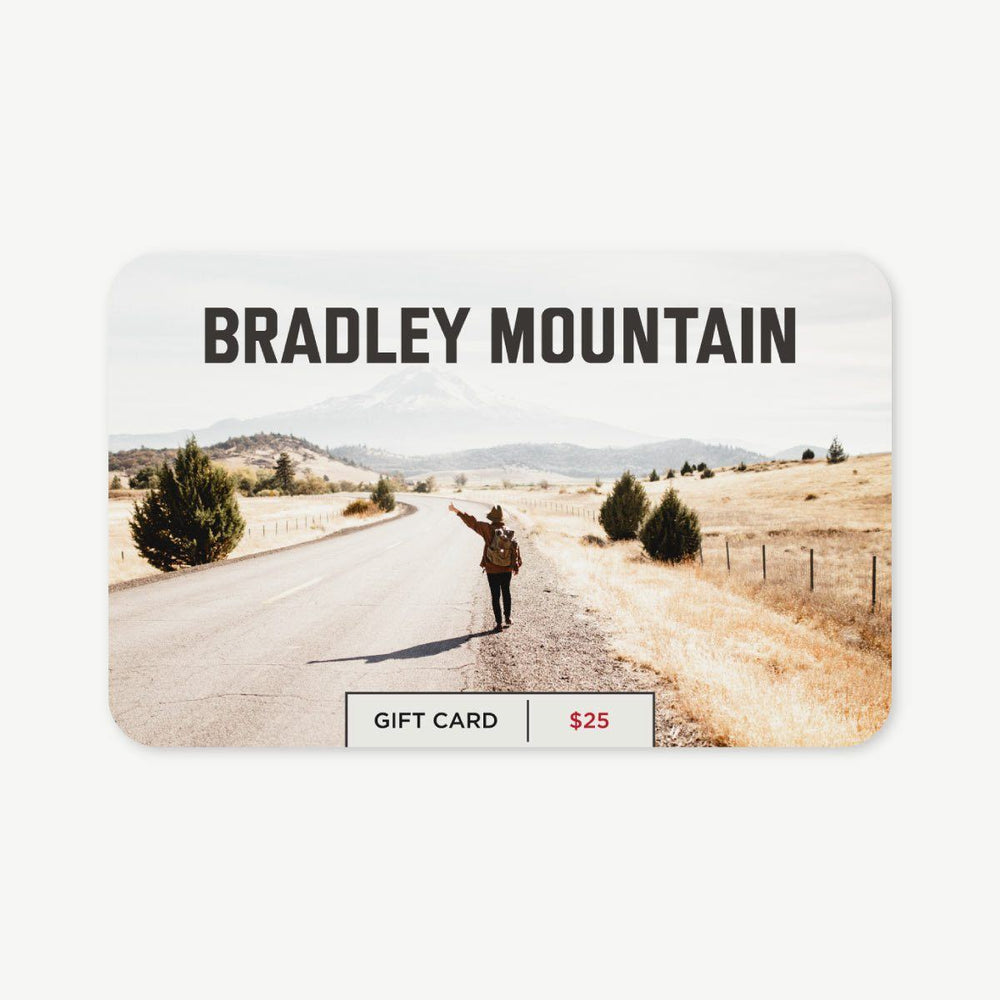 E-Gift Card Gift Card Bradley Mountain $1000