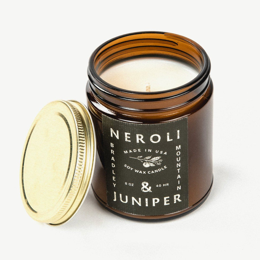 Neroli & Juniper Candle Bradley Mountain