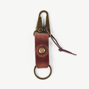 Charter Key Fob - Brown