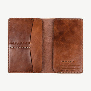 Charter Wallet Bradley Mountain