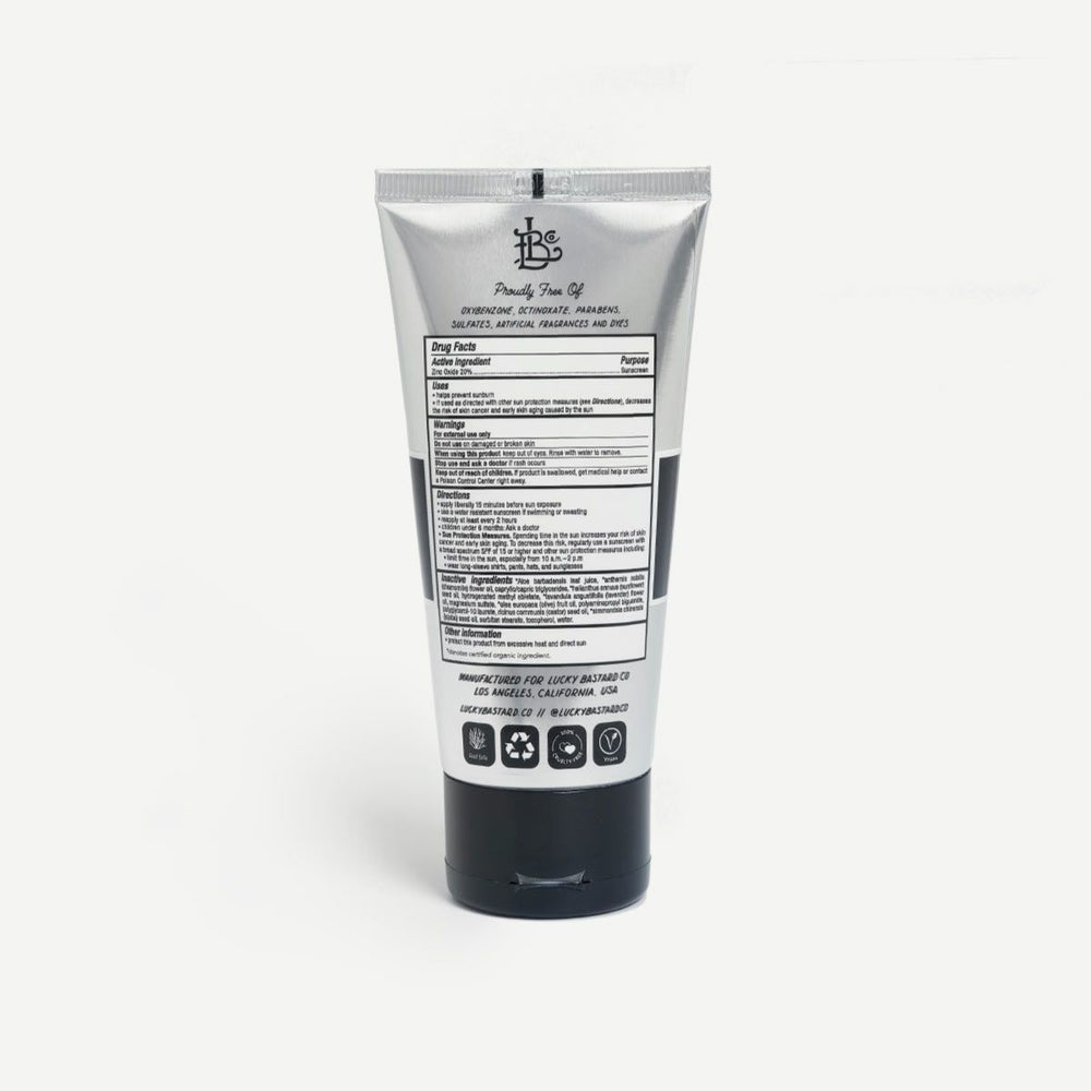 Reef Safe Sunscreen - 30 SPF