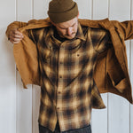 Flannel Workshirt Bradley Mountain