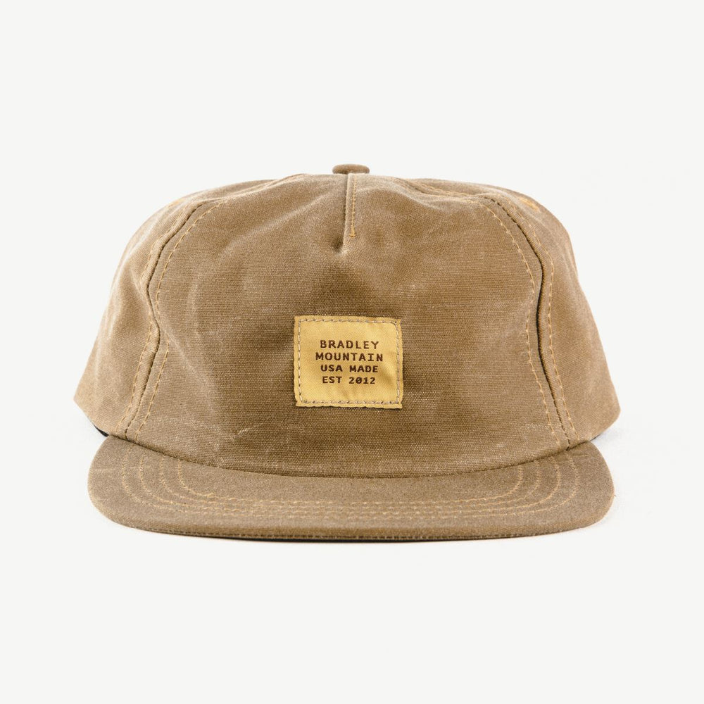 Heritage Camper Hat - Field Tan Bradley Mountain