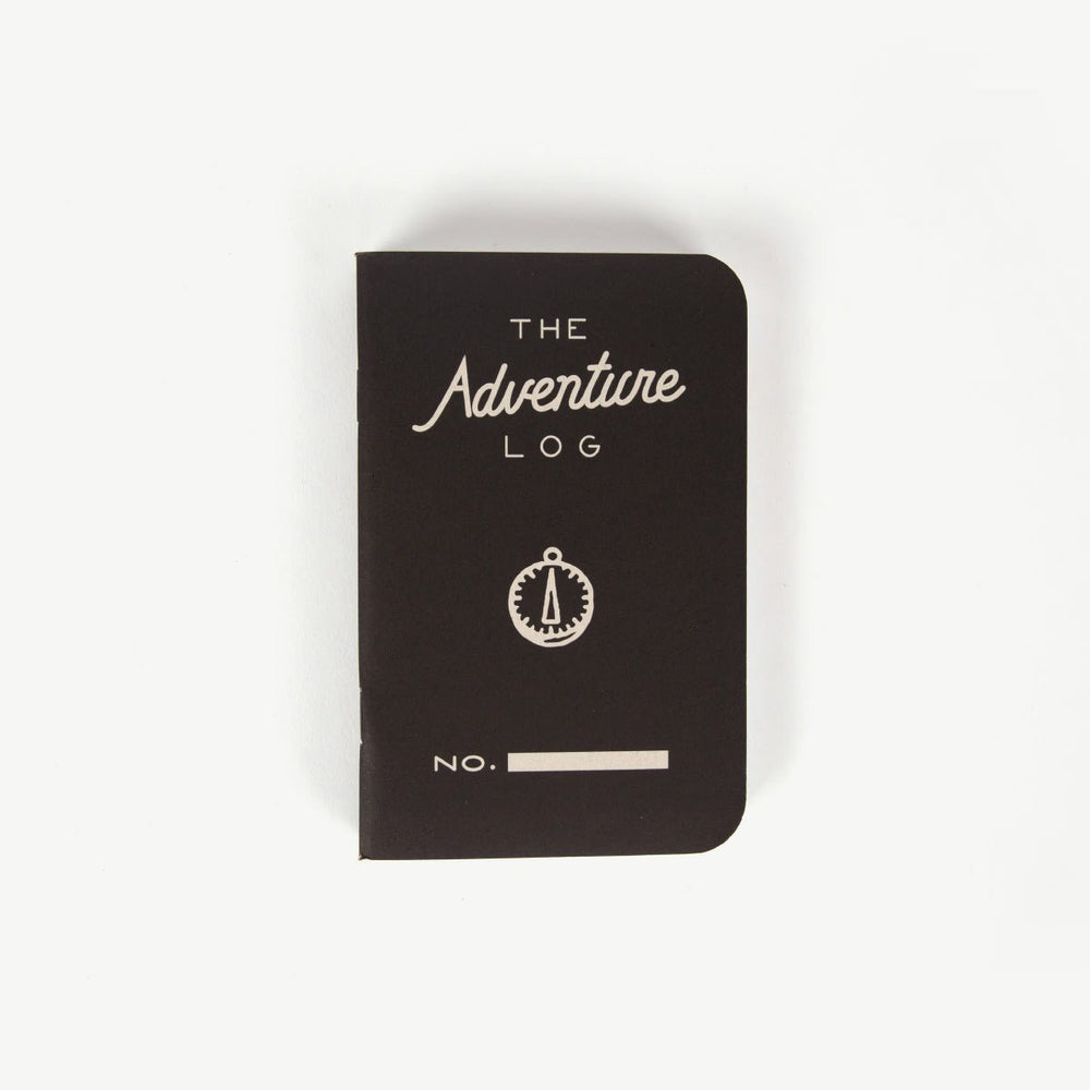 Accessories - Adventure Log - Black