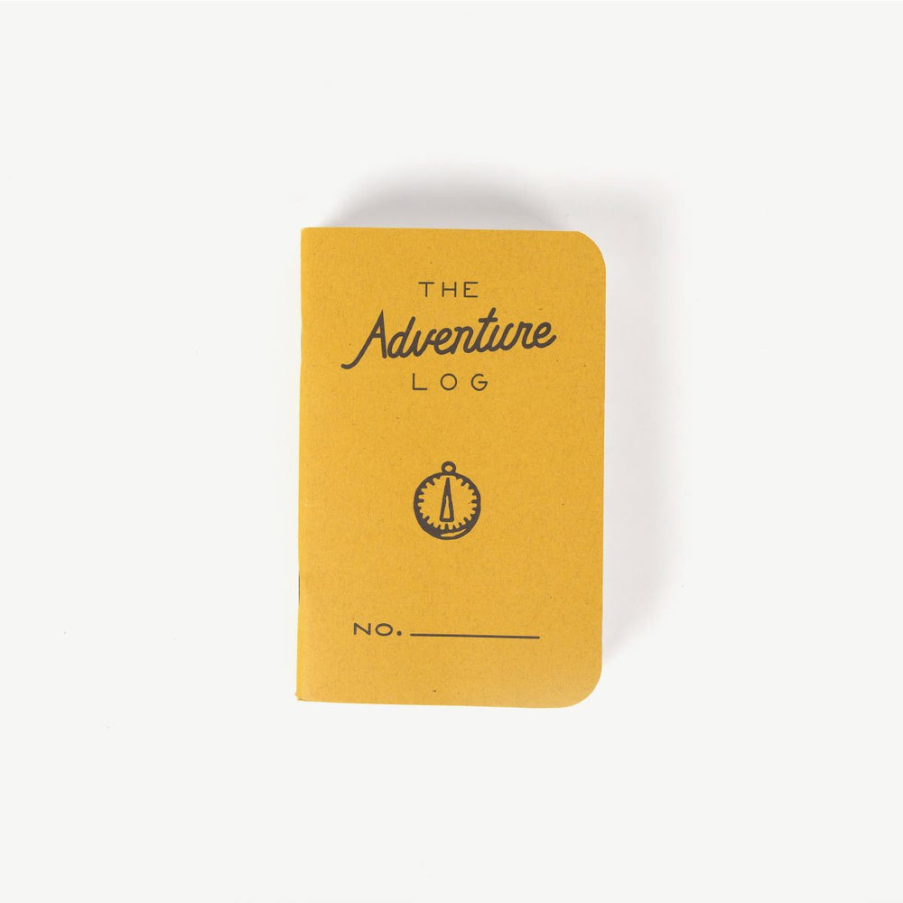 Accessories - Adventure Log - Yellow