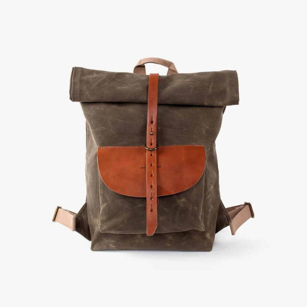 Bag - Day Pack - Field Tan