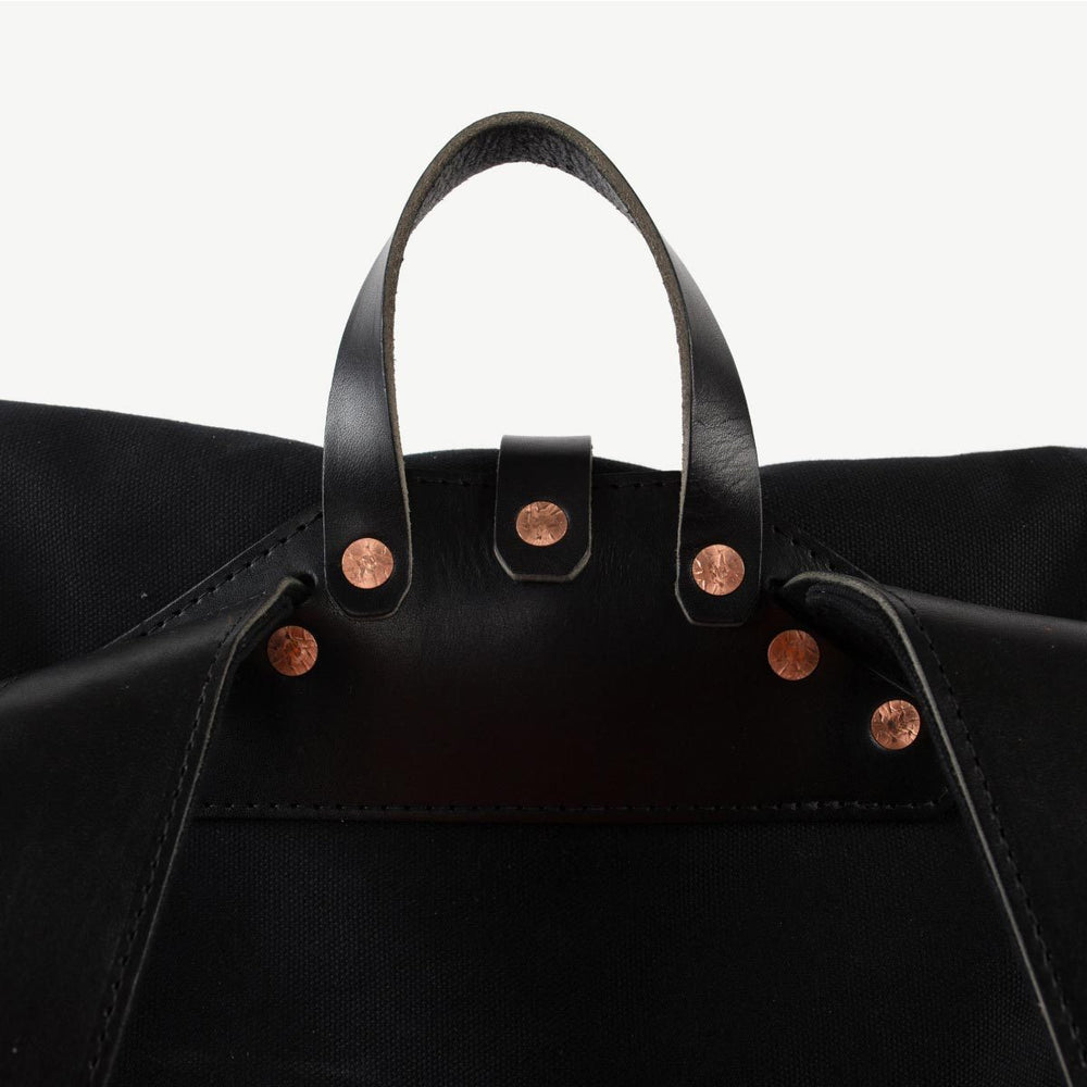 Bag - The Biographer - All Black
