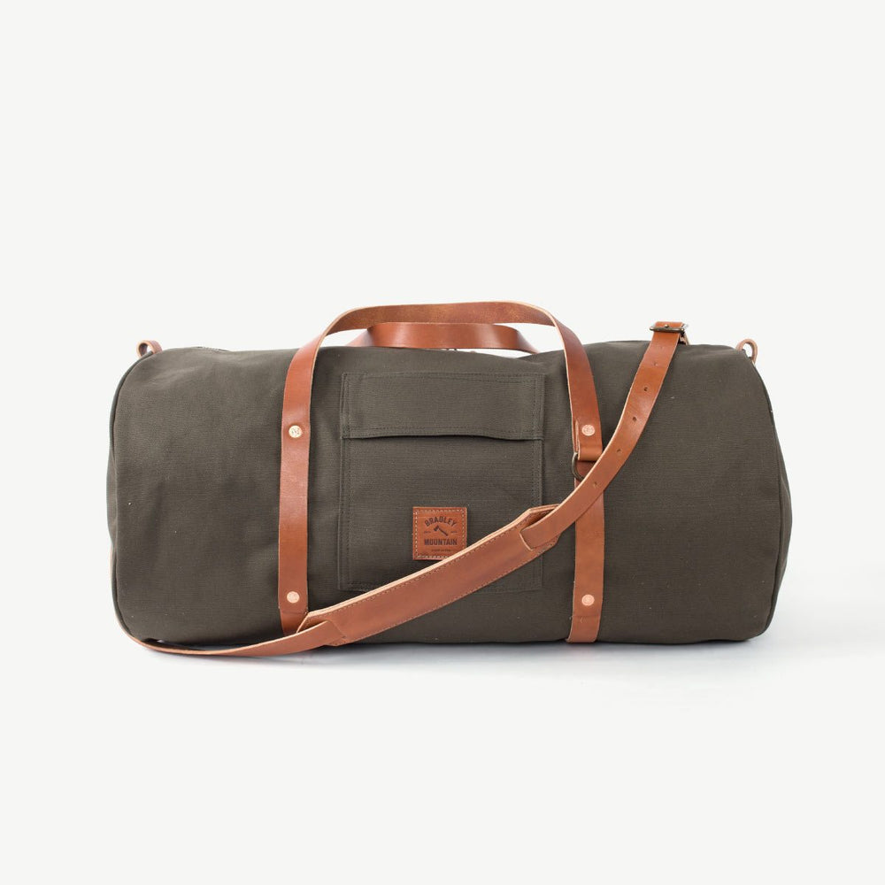 Bag - The Rambler - Drab