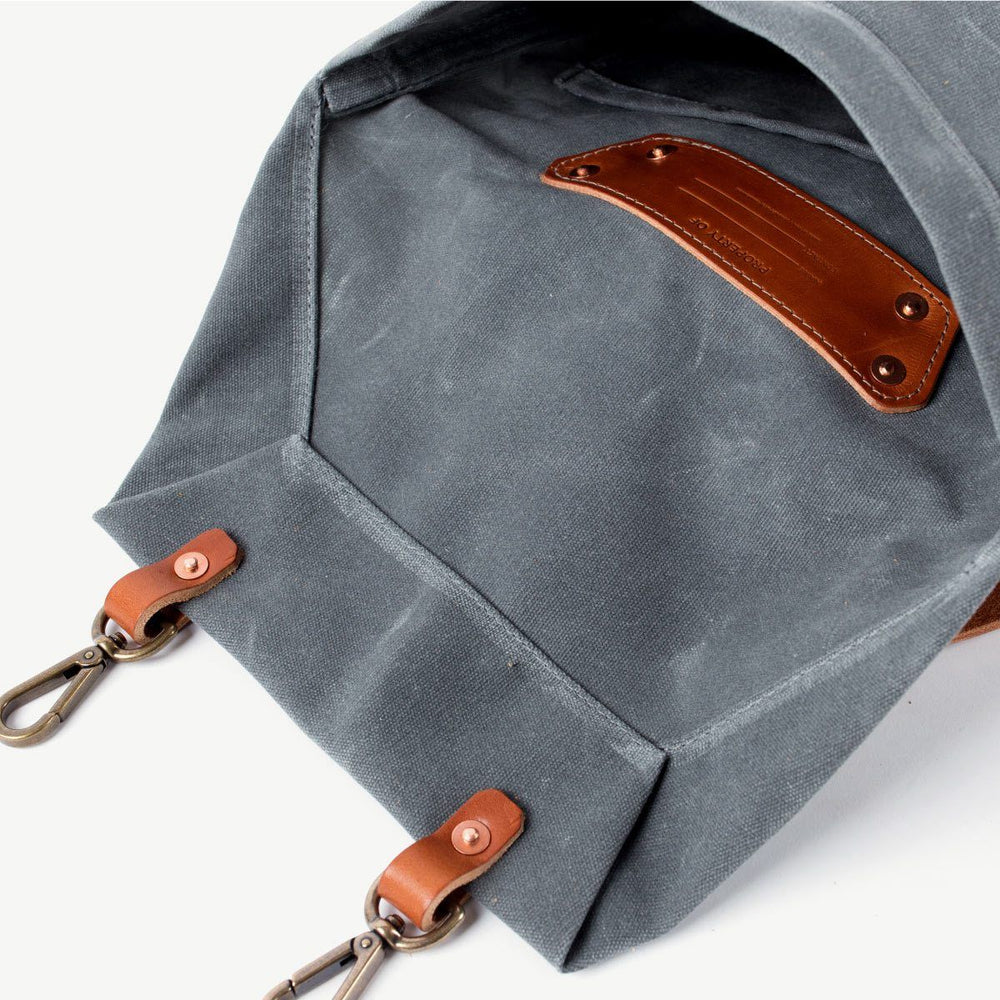 Bag - The Scout - Charcoal