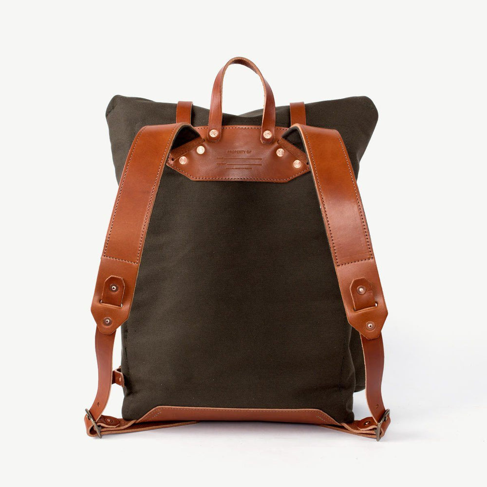 Bag - The Wilder - Drab