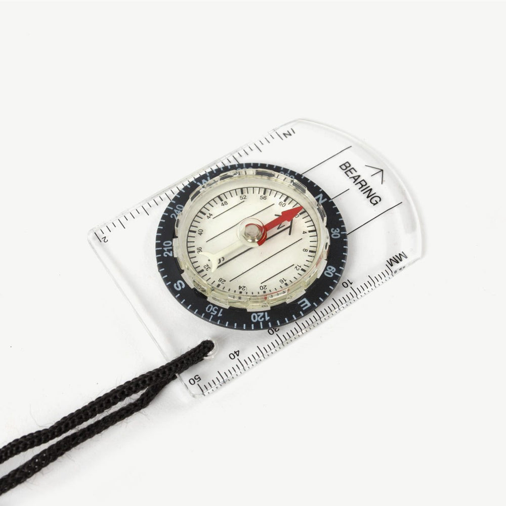 Baseplate Compass Bradley Mountain