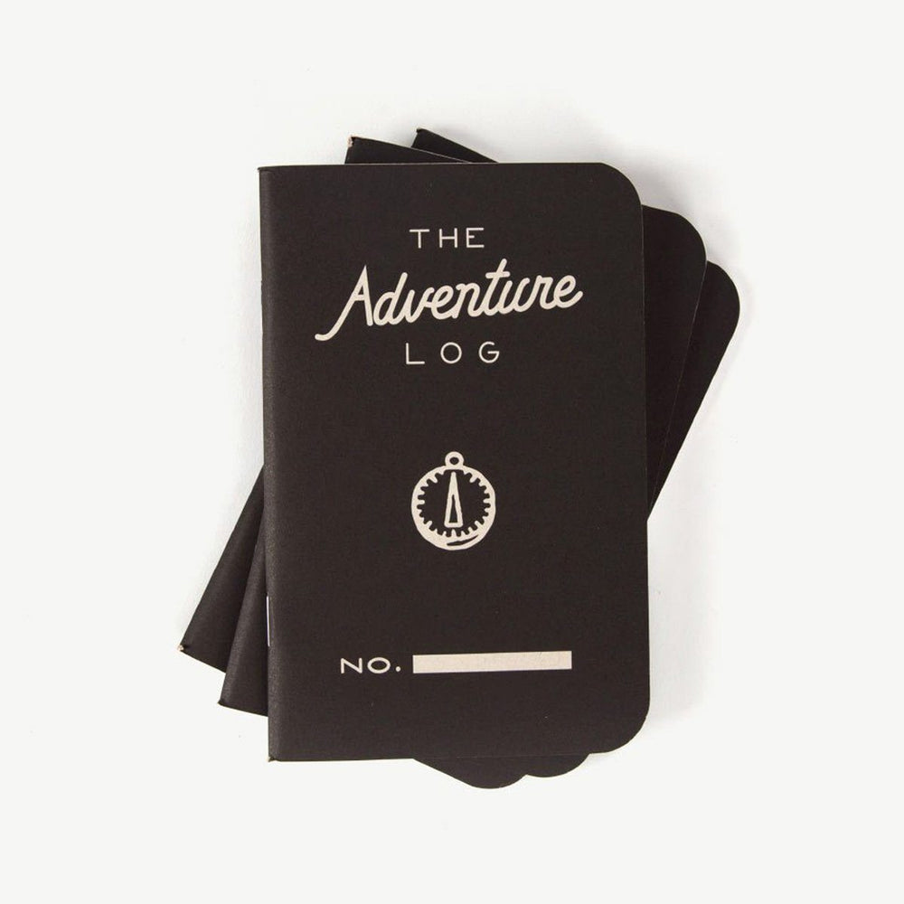 Adventure Log - Black