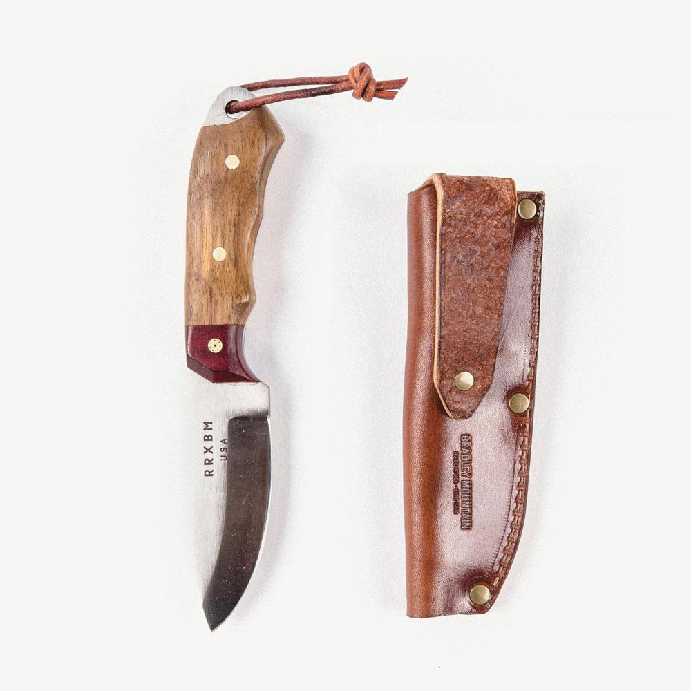 Field Knife - Walnut & Bloodwood