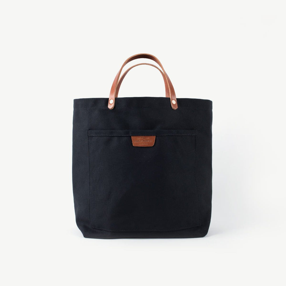 Coal Tote - Black