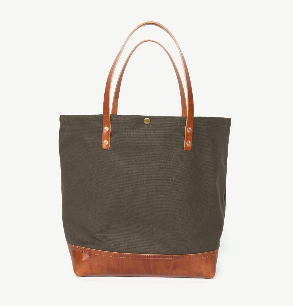 Compass Tote - Drab